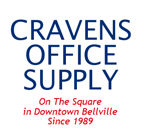 Cravens Office Supply Bellville